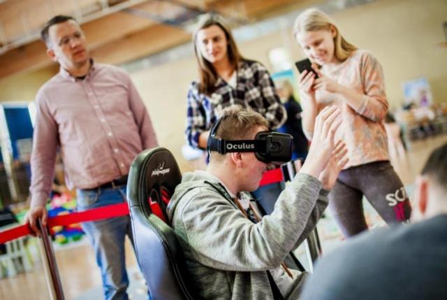Play-Max wirtualne okulary, wirtualna rzeczywistość, wirtualne gogle, oculus